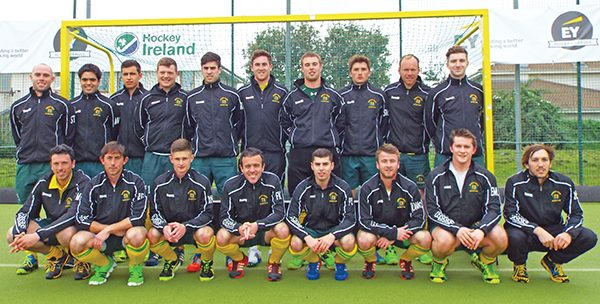 Pictured: 1sts Men's Railway Hockey Team.