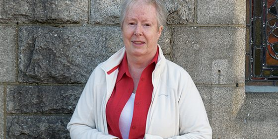Anne Losty Byrne:Profile of an author
