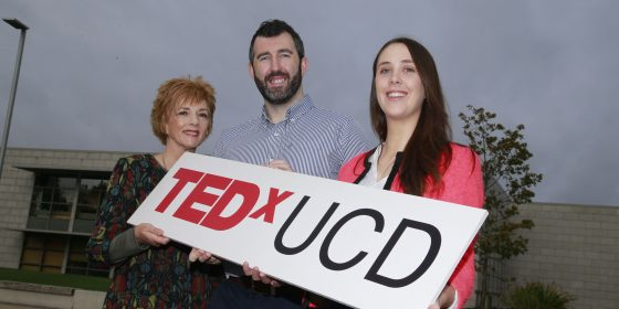 Speakers for TedxUCD 2016 announced