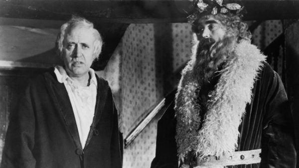 Movie of the week - Scrooge