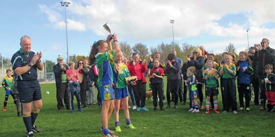 Juveniles and Minors excel at Clanns