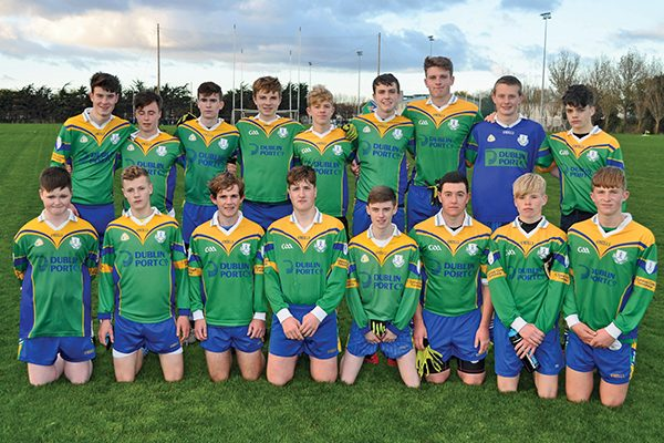 Clanns U16 footballers: Shane Boyne, Rory O'Kennedy, Theo Scolard, Evan Caulfield, Harry Murless, Conor Power, Kevin McGrath, Donal Byrne, Cillian McCarthy, Shane Gallagher, Rohan van den Akker, Matthew O'Rourke, Conor Rimmer, Scott Collopy, Cian O'Regan, Conor Pugh, Conor Hennessy. Photos courtesy of Roger McGrath.