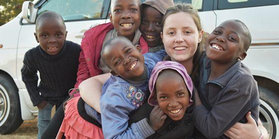 Donnybrook Scouts visit Lesotho