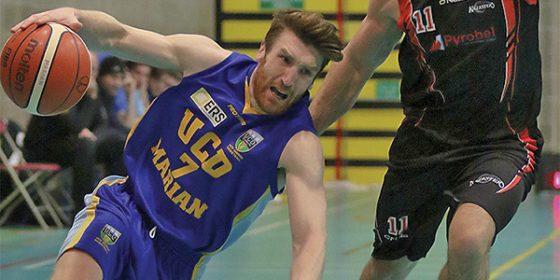 Bouncing High - Dublin 4 basketball on the rise