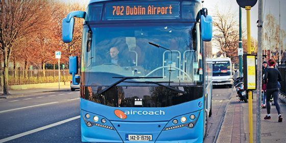 Aircoach changes local routes