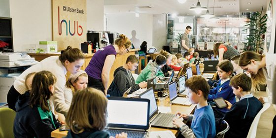 CoderDojo – a global network