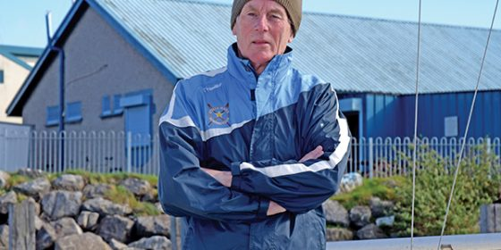 East Coast President - Mick Curry on maintaining Ringsend's rowing tradition