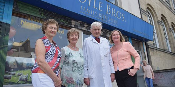 Doyle Brothers butchers  closes after 79 years