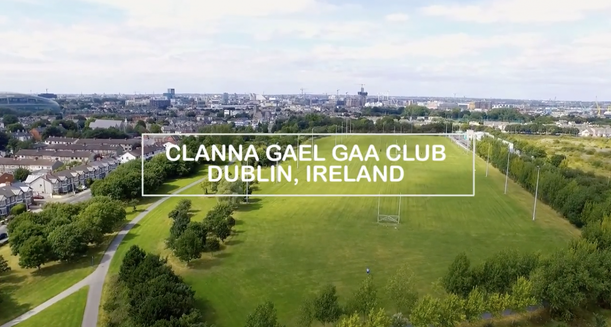 Watch Canadian Rugby Team play Camogie