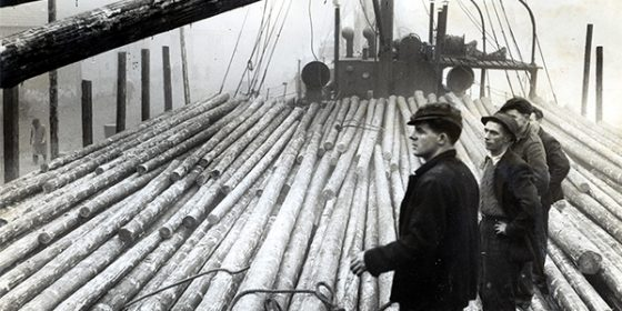 Dublin Dockers Preservation Piece