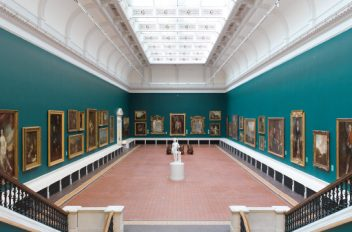 National Gallery  Historic Wings Reopen