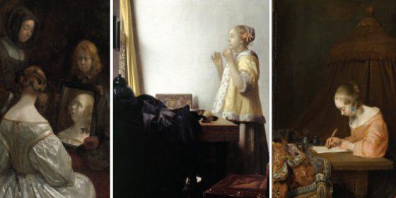 Vermeer Exhibition opens