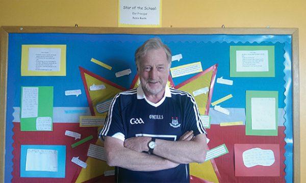 Former Principal given fond farewell