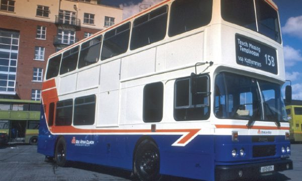 Dublin Bus celebrates 30 years of service to the community