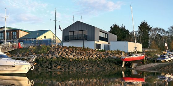 New Stella Maris clubhouse completed