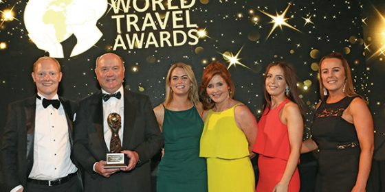Sandymount Hotel retains accolade of 'Europe's Leading Green Hotel' at World Travel Awards