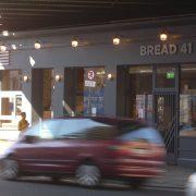 Bread41: Under the bridge downtown