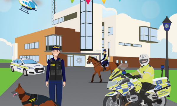 Irishtown Garda Station open day this Sunday
