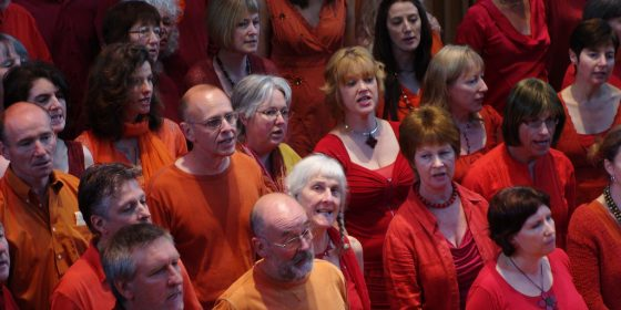 Get your voice out there with Sandymount choir