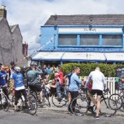 The Bath Pub Charity Cycle