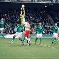 Ireland vs Denmark at the Aviva Stadium