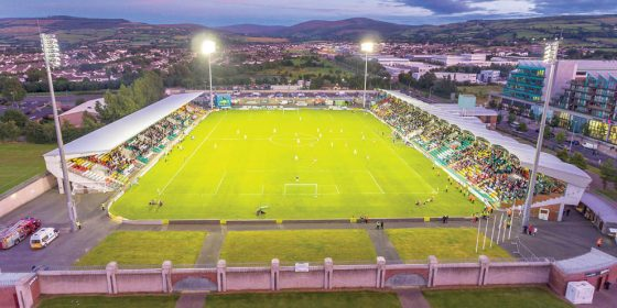 Rovers seal third spot against a well-deserved fourth place Waterford