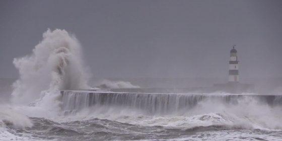 Storm Callum headed for Dublin's Coastline-Orange Level warning in place