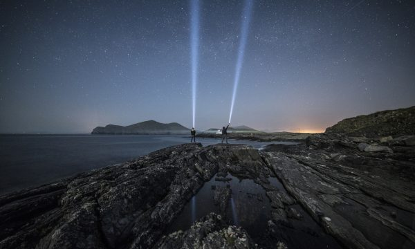 Fascinating starry sky in pictures