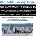 Irish Glass Housing Action Group say the Poolbeg West affordable housing development is under threat