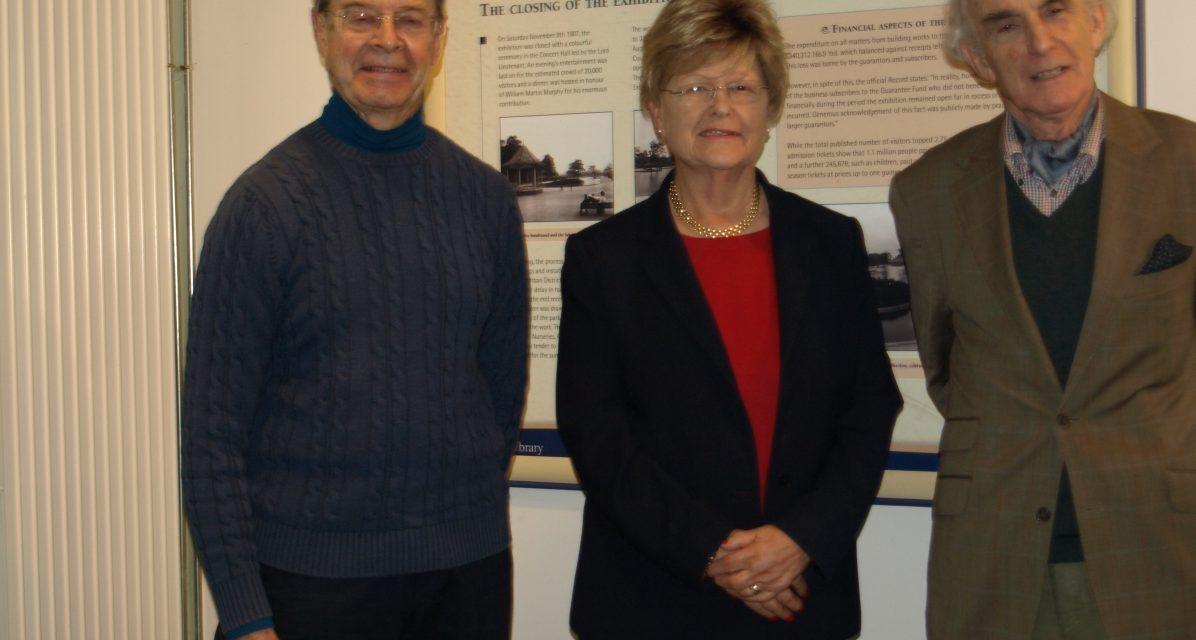 We are the Ballsbridge, Donnybrook and Sandymount Historical Society