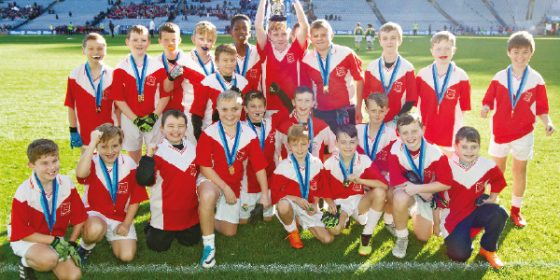 Sporting success for St. Pat's Boys