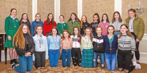 Clanna Gael Fontenoy: Celebrating achievemnet