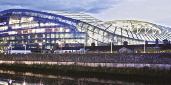 Charity game to be played in the Aviva in aid of Sean Cox