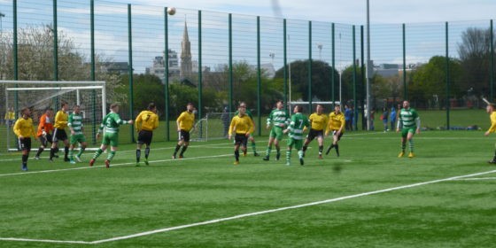 Ringsend Rovers vs Ballybrack FC at Ringsend Park: Match Report