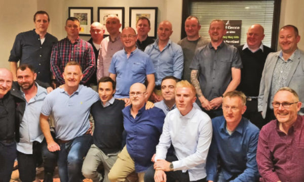 Clanna Gael Fontenoy: Marking past and present at Clanns