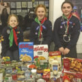 Dodder Sea Scouts help homeless