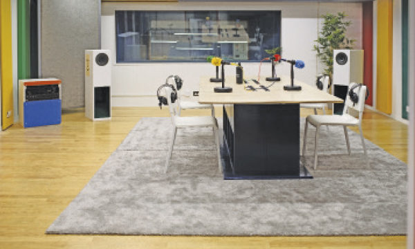 The Podcast Studios opens on Pearse Street