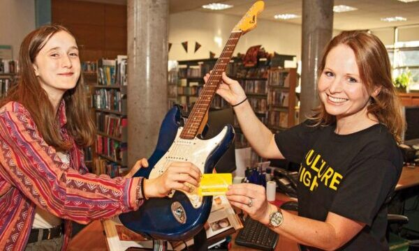 Free musical instruments loan scheme for 12 to 17 year-olds at Dublin City Library