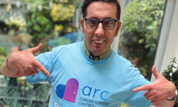 Christy dignam invites dubliners to walkfor ARC Cancer support