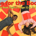 One for the BooksRed Line Book Festival online 12 to 18 October