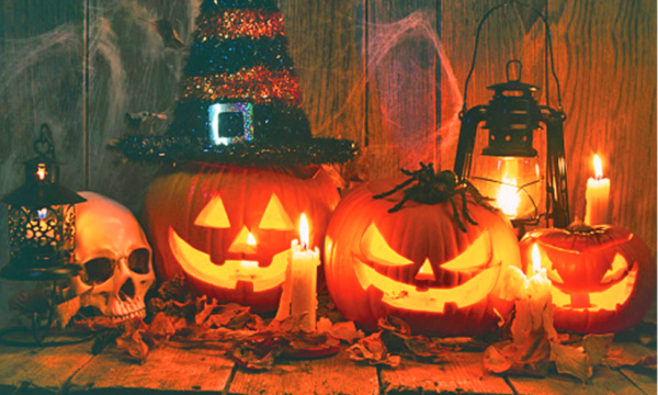 Is Samhain the origin of Halloween?