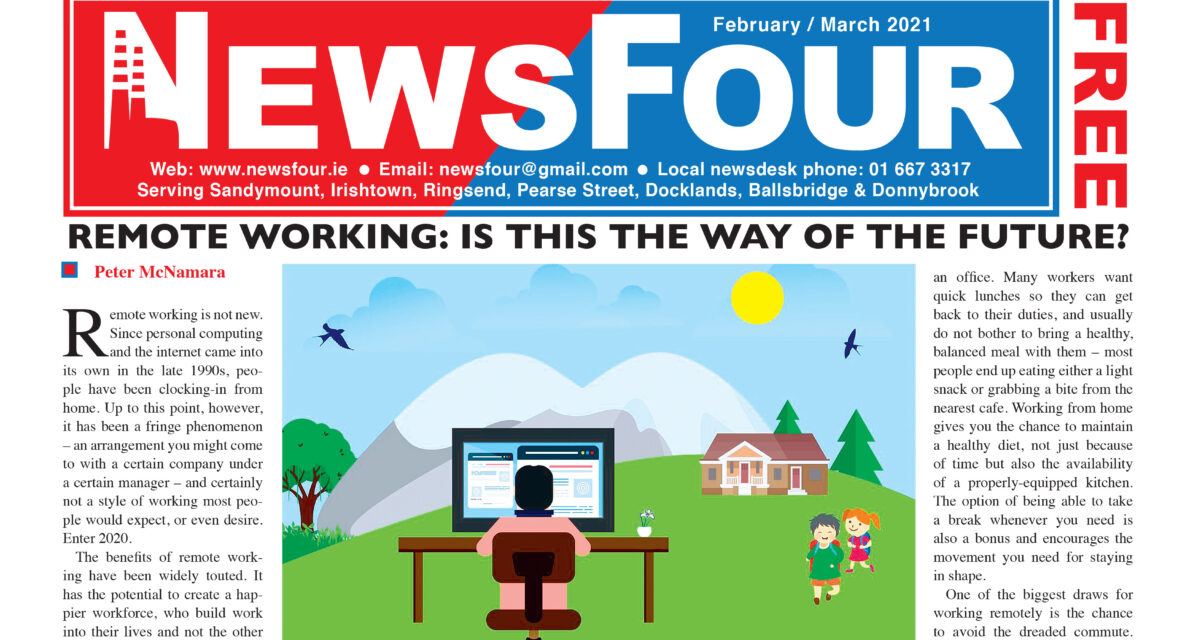 February March 2021 Issue Online Now