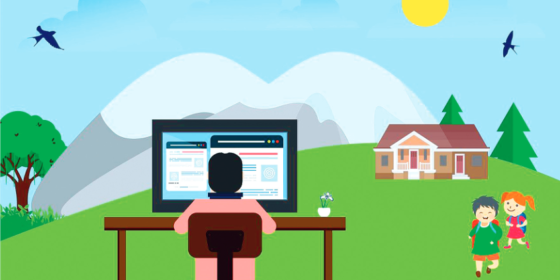 Remote Working: Is this the way of the future?