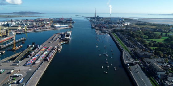Ship to shore: Dublin Port wants your opinion!