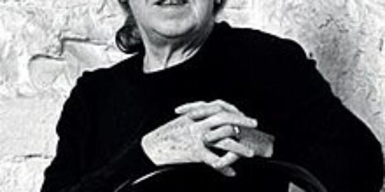 Mary Lavin: First female Irish writer to have a public area named after her