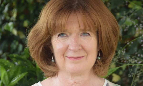Author Derville Murphy on writing, art & architecture