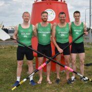 St. Patrick's Rowing Club to represent Ireland!