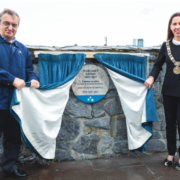 Plaque unveiled in honour of Margaret Keogh Cumann na mBan killed during War of Independence