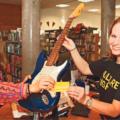 Girls Rock Dublin Gear Library Update