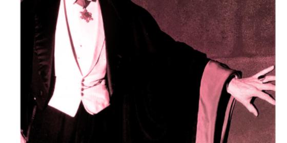 Donnybrook Writer brings DRACULA back to Life:         New Dracula Play by Brendan Ellis at Sandford Church